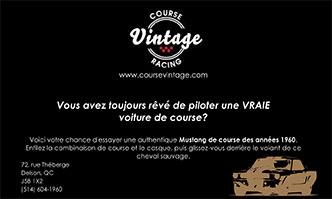 Course Vintage