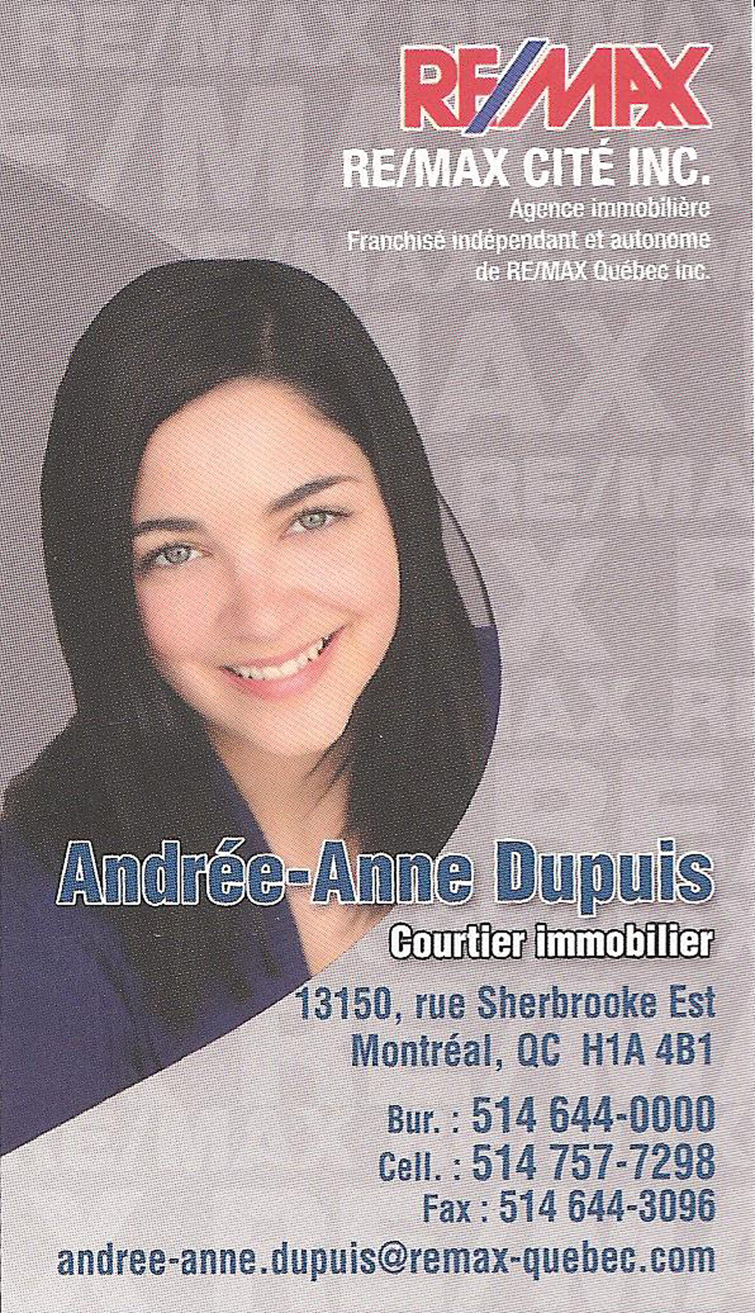 Andrée-Anne Dupuis